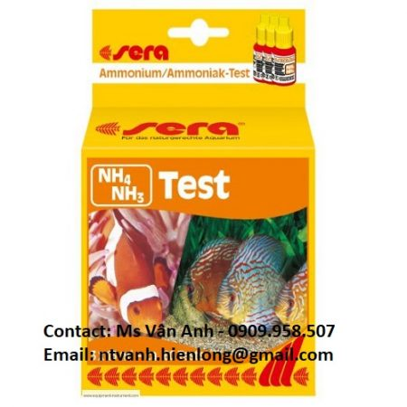 Test Amoni