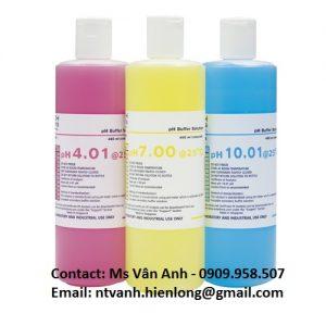 Dung dịch chuẩn pH4 pH7 pH10