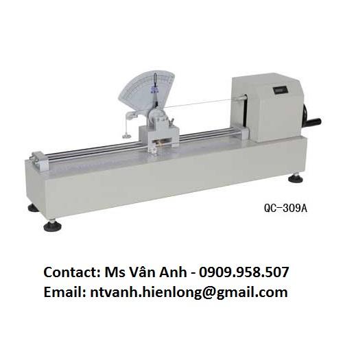 Máy đo độ xoắn sợi chỉ QC309