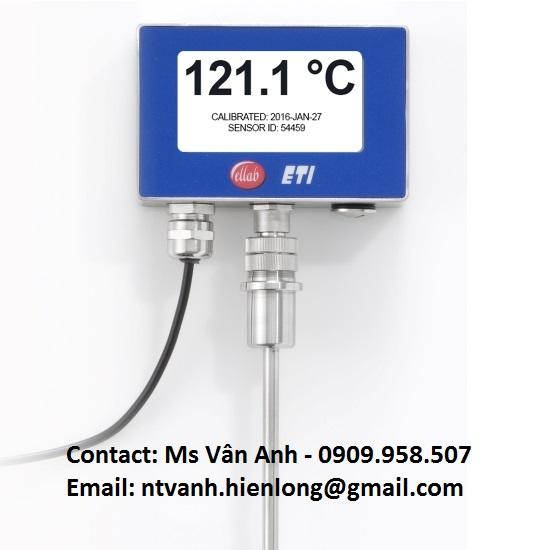 Máy đo nhiệt độ online