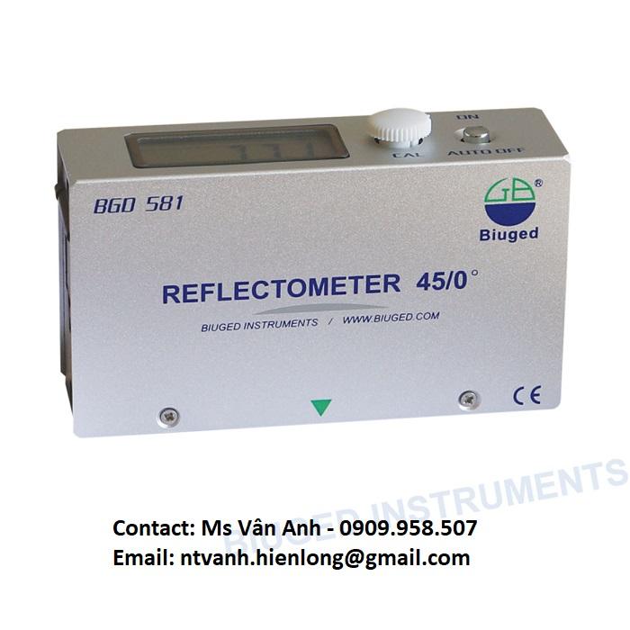 Máy đo góc phản xạ BGD581