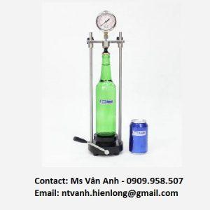Thiết bị kiểm tra áp suất CO2 của chai
