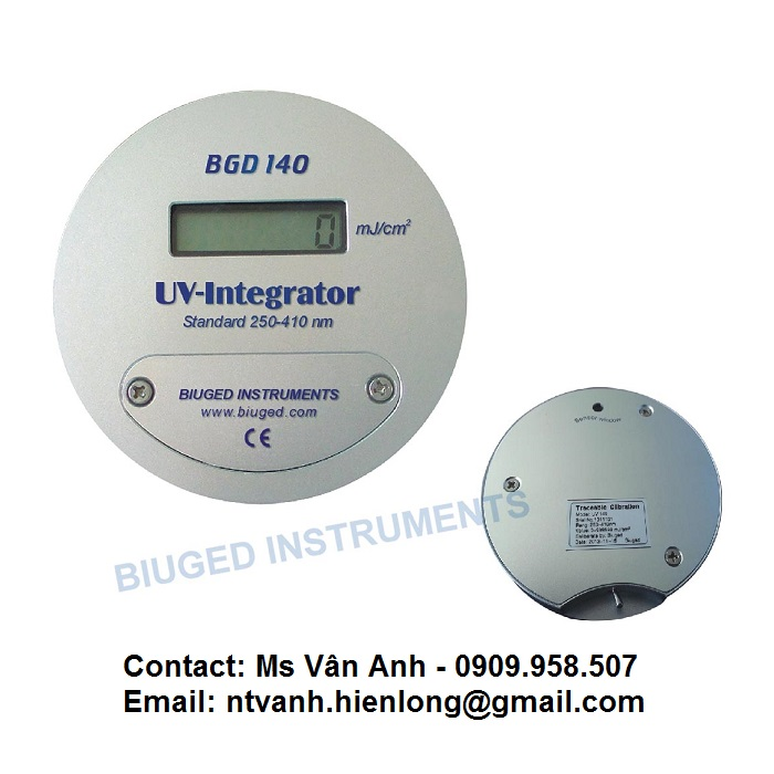 Máy đo UV BGD140