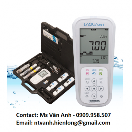 Máy đo pH cầm tay PH110