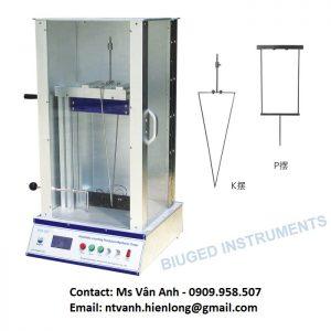 Máy đo độ cứng con lắc BGD 509