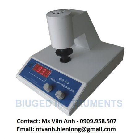Máy đo độ trắng BGD 585