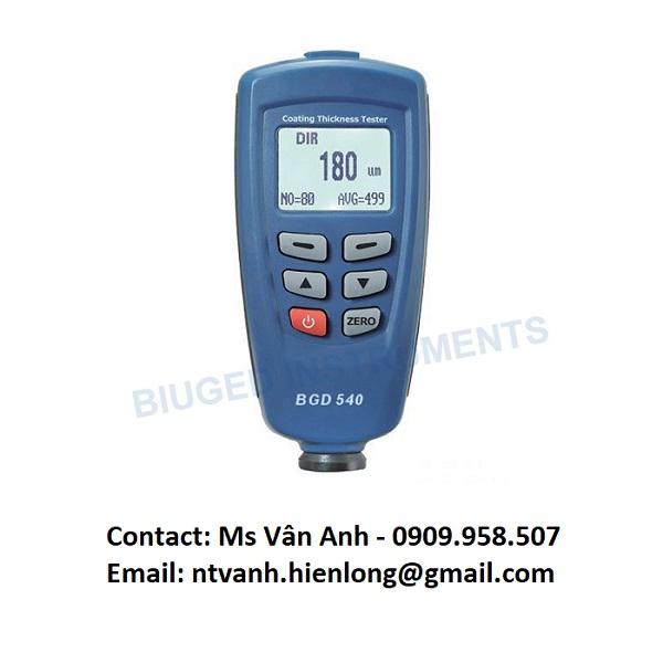 Máy đo độ dày màn khô BGD540