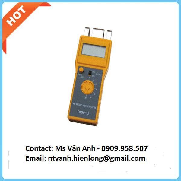 Máy đo độ ẩm giấy DRK112