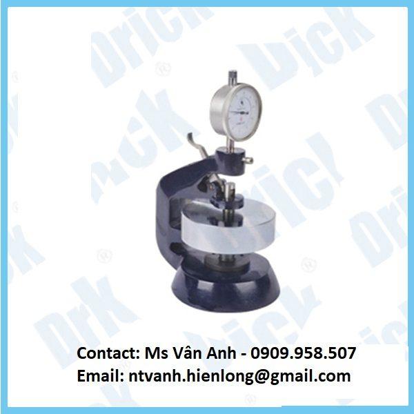 Máy đo độ dày bìa giấy DRK107D