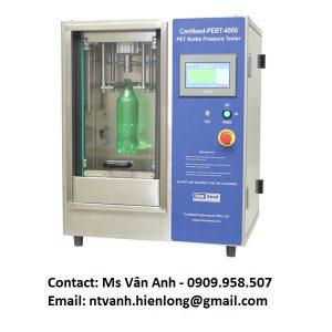 Máy đo áp suất chai PET PEBT-4000